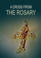 A CROSS FROM THE ROSARY