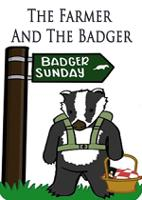 The Farmer And The Badger
