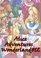 Alice Adventures Wonderland#12