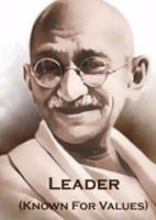 Leader - Known For Values