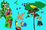 चिड़ियों का अनशन