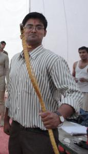 Arjyajyoti Goswami