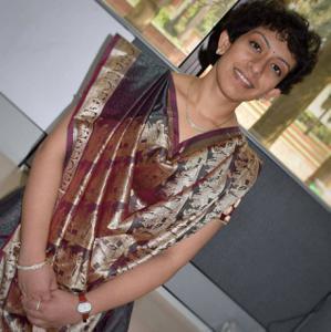 Barnasree Goswami