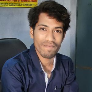 Lecturer Soumyaranjan Hota