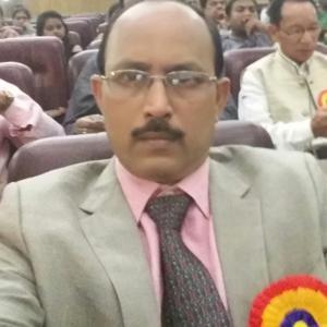 Dr.Sashi Bhushan Mohapatra