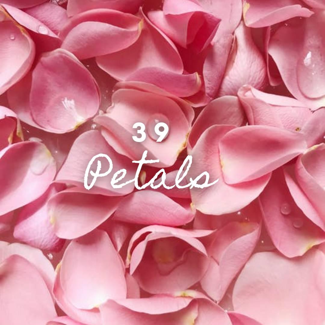 39 petals