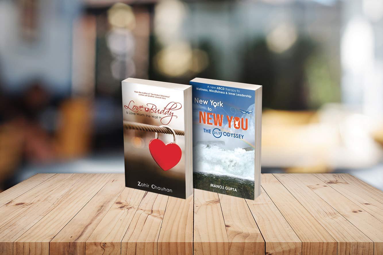 Him & Her combo: Romantic & Workaholic