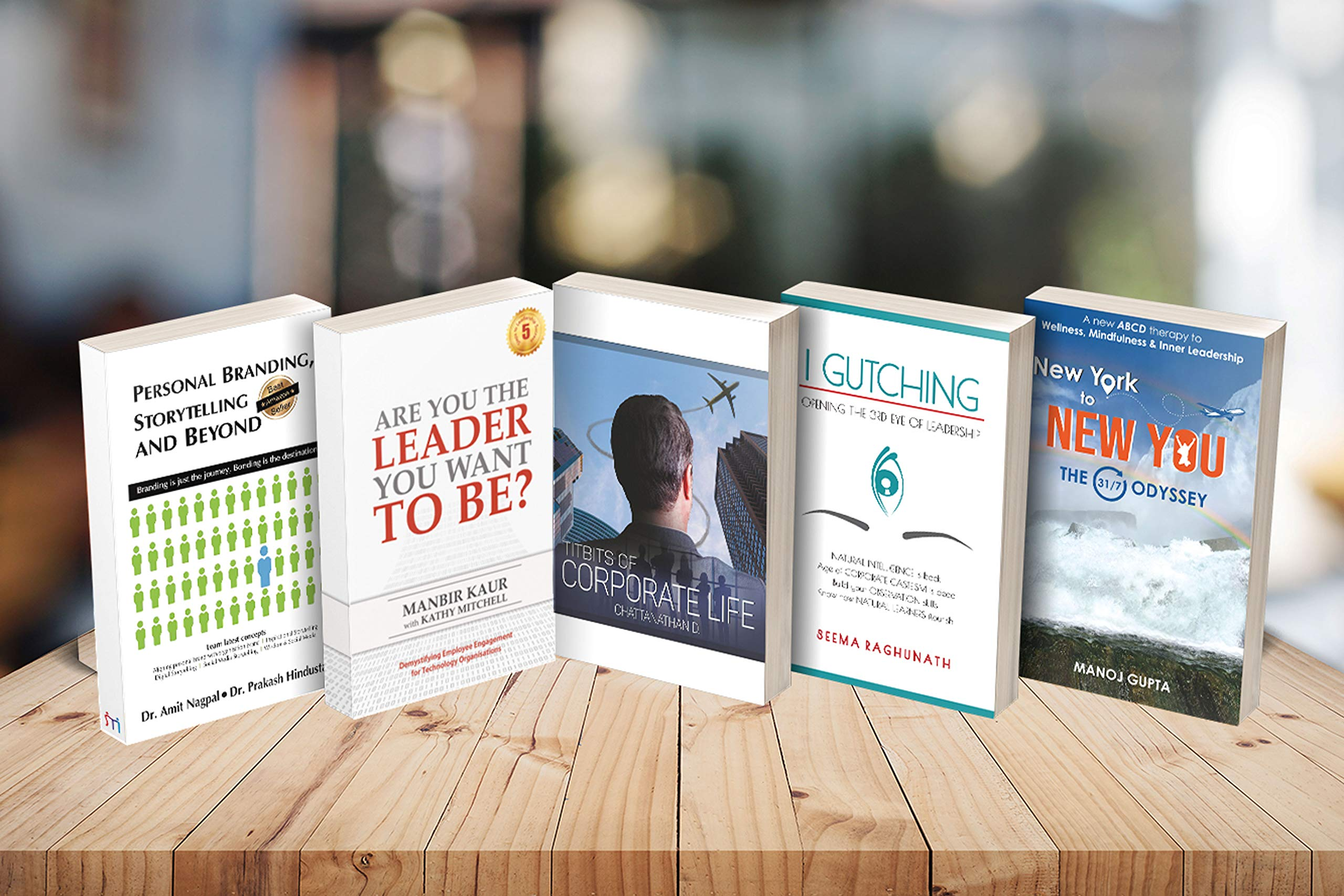 Exclusive Combo of 5 Must Read Books for Professional Success