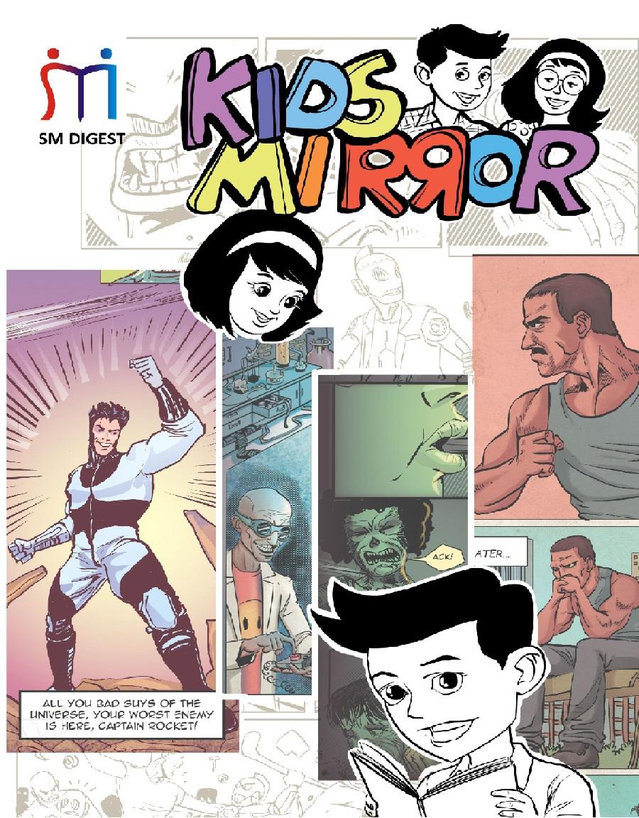 Kids Mirror