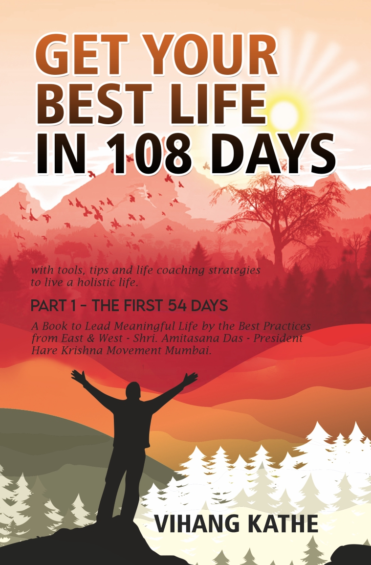 Get Your Best Life in 108 Days | Pre-order