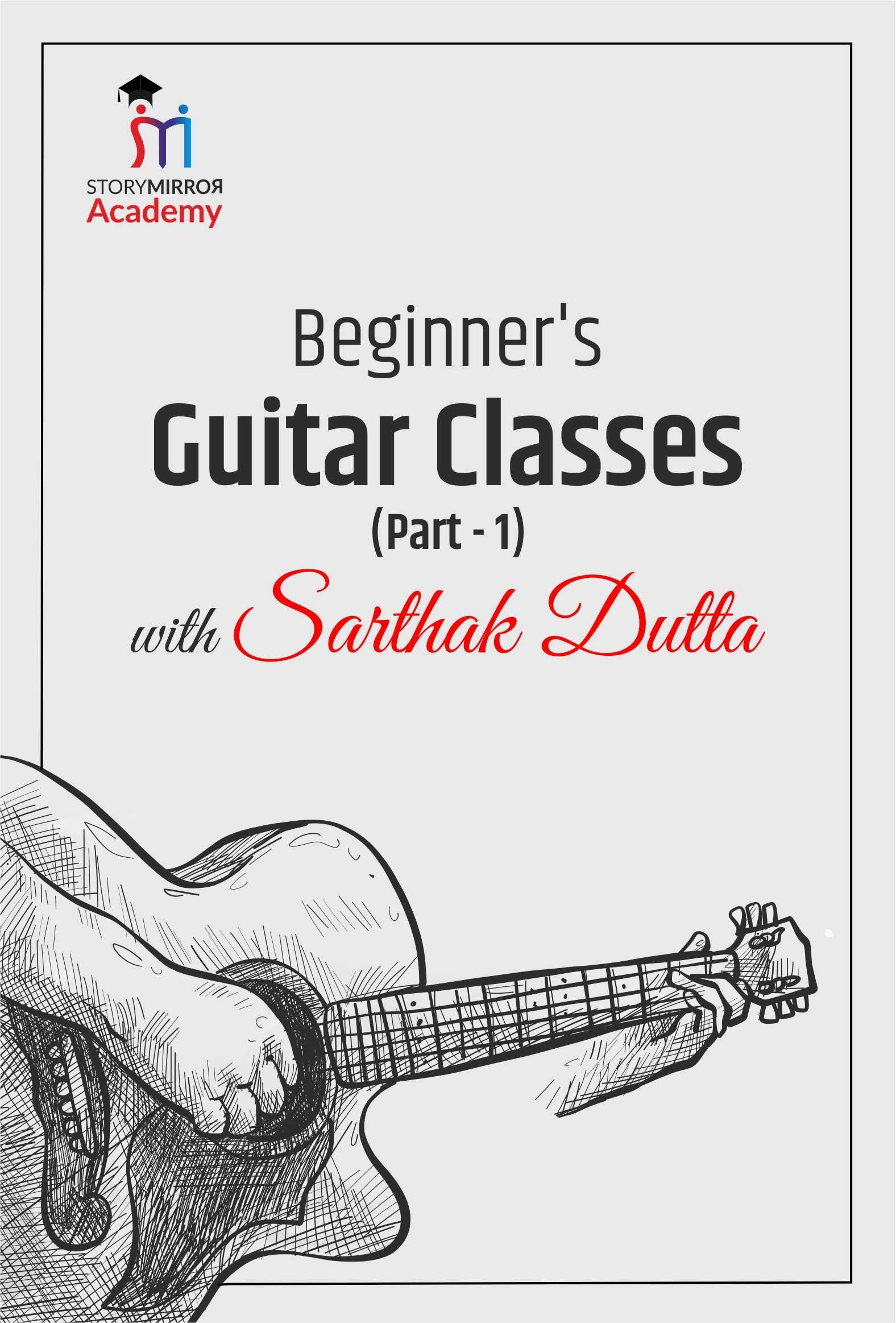 Beginner's Guitar Classes
