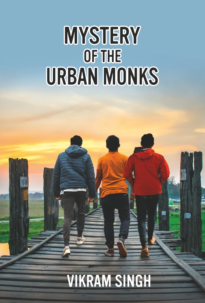 Mystery of the Urban Monks (Pre-Launch)