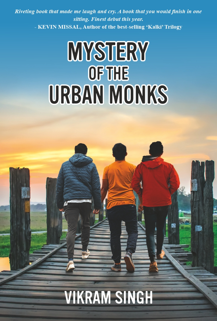 Mystery of the Urban Monks