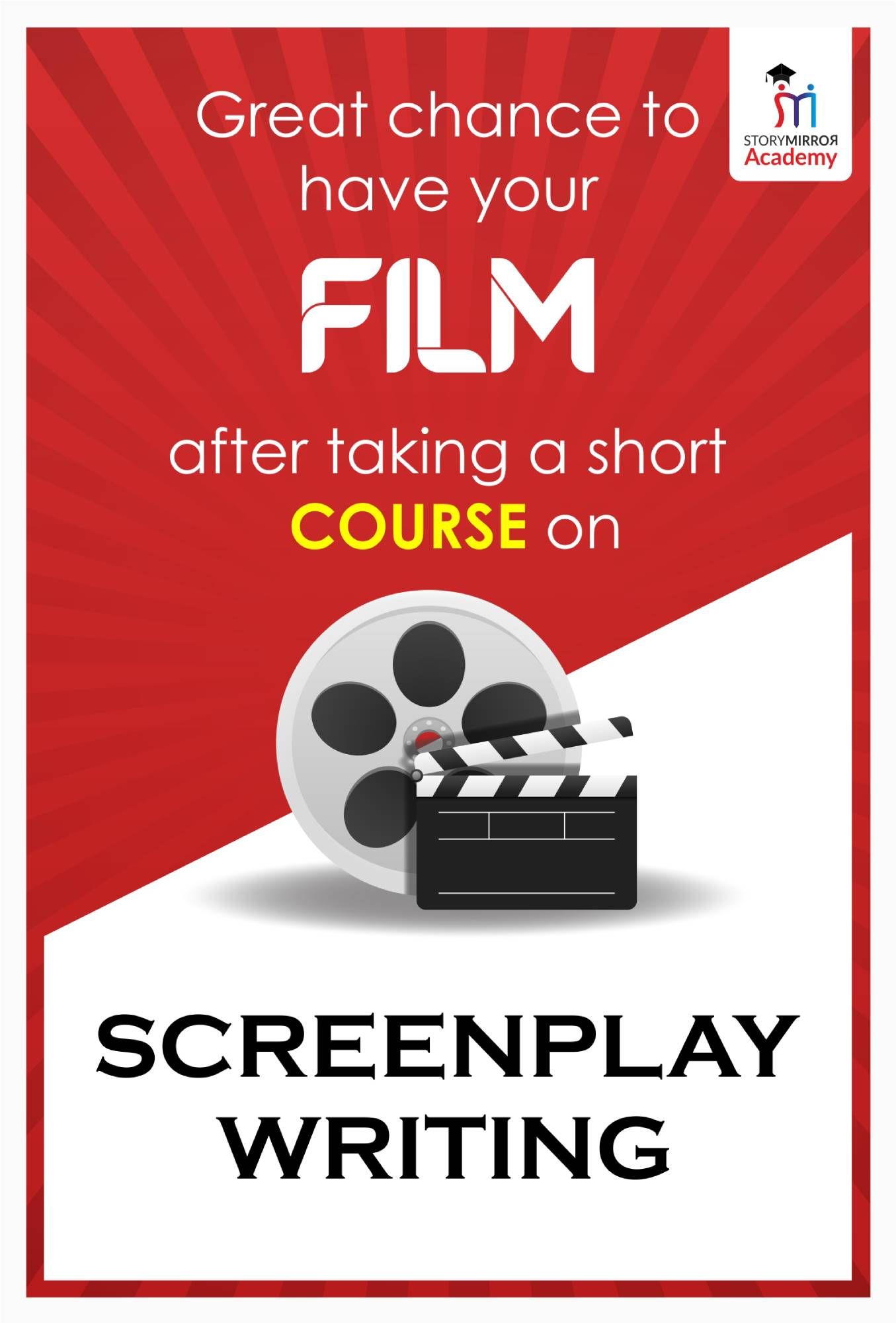 Screenplay Writing Course