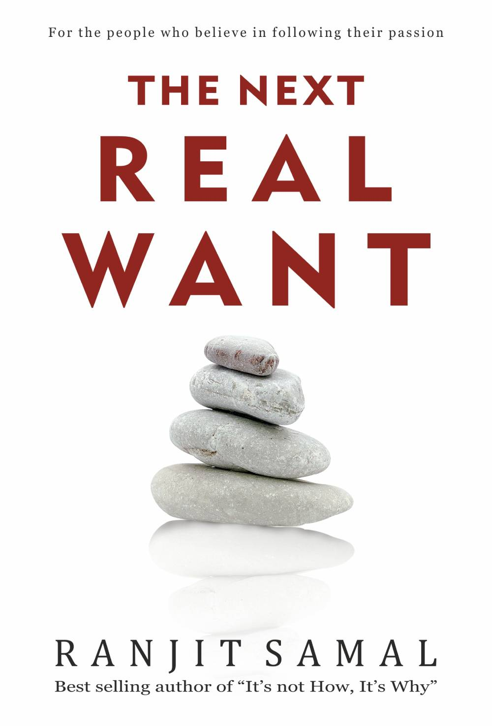 The Next Real Want (Pre-Order)