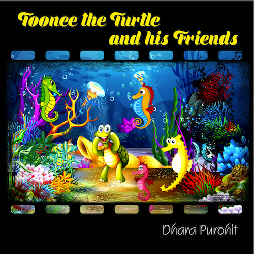 Toonee the Turtle and His Friends