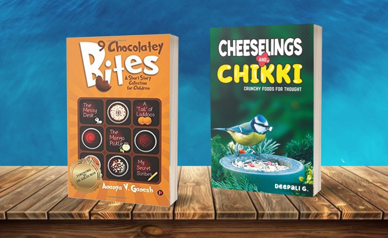 Tasteful stories for kids